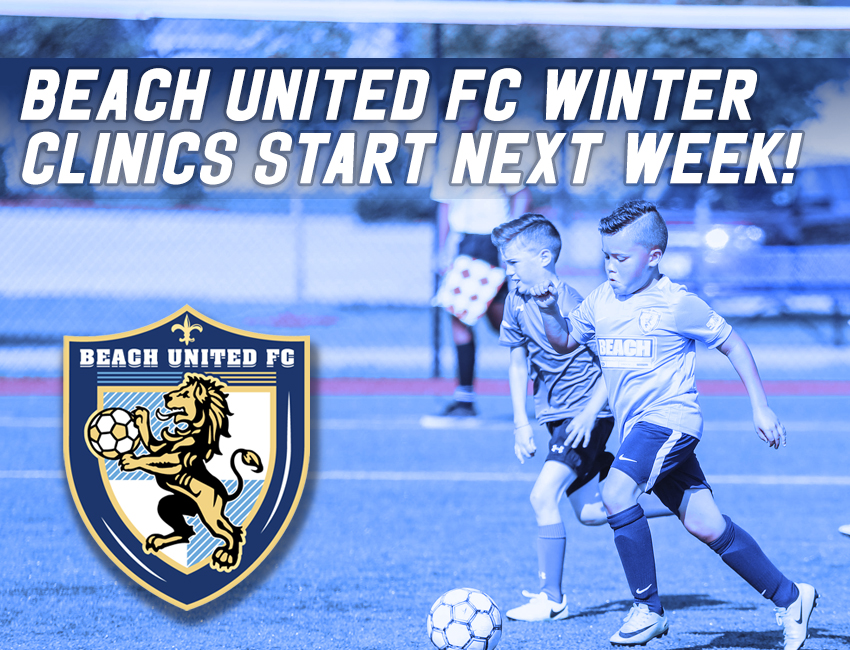 Winter Clinics Next Week!